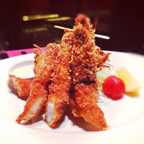 Shrimps @ Tomo Japanese Resturant
