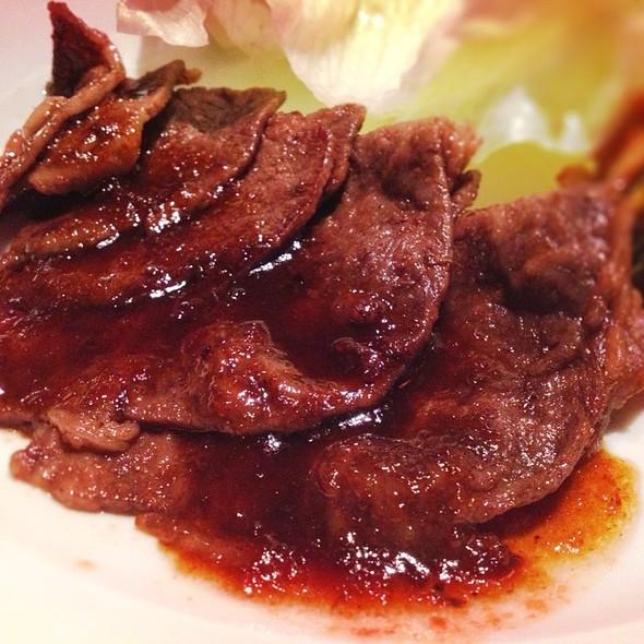 Wagyu Beef @ Tomo Japanese Resturant