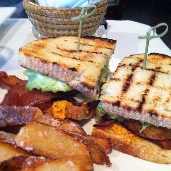 Bacon Lettuce Tomato & Pimentocheese - Stella's Bistro - Simpsonville, Simpsonville, SC