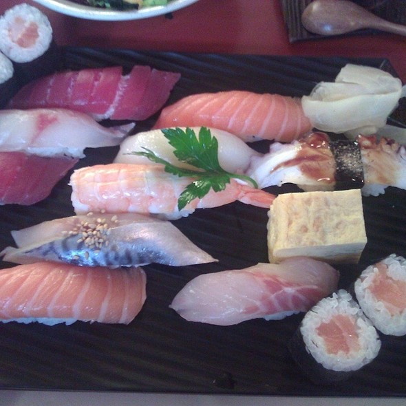 Sushi Misto @ Tomoyoshi Endo