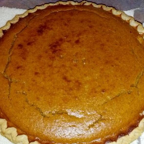 Pumpkin Pie @ My Kitchen