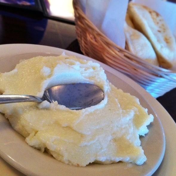 Garlic Sauce @ Sheshco Mediterranean Grill