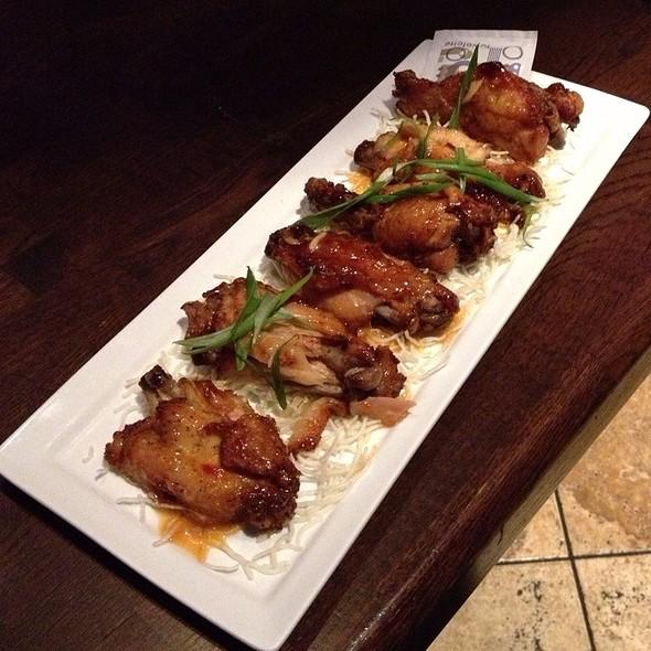 Thai Chili Wings - Suzy Wong's House of Yum, Nashville, TN