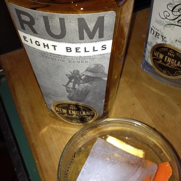 8 Bells Rum