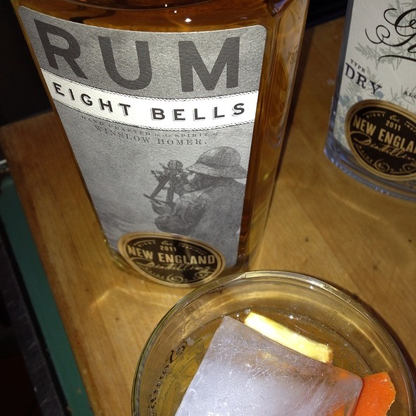 8 Bells Rum @ 6 Old Army Post Rd