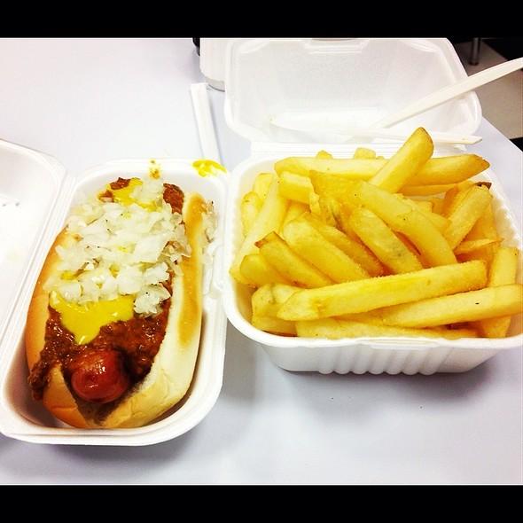 Coney Dog @ American Coney Island