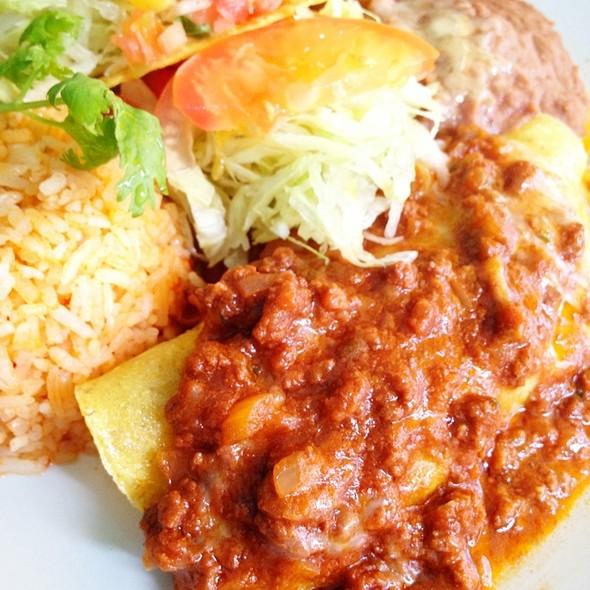 Cha Cha Cha Combo @ Cha Cha Mexican Restaurant & Bar