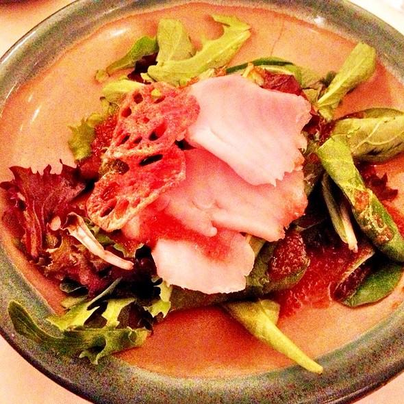 Albacore Tuna Sashimi Salad @ Nishino