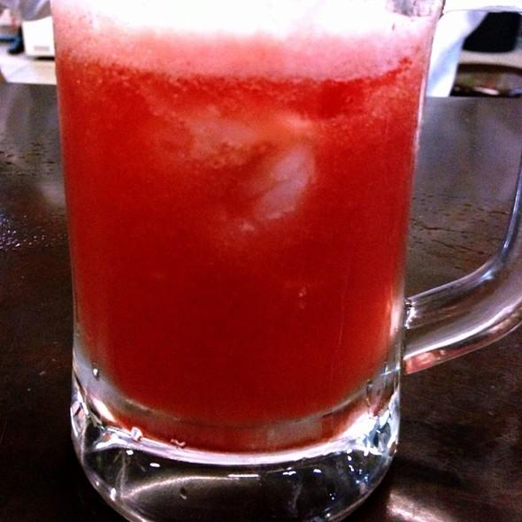 Tembikai Laici Juice @ Station 21