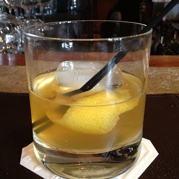 Edenesque Cocktail - Restaurant Eve, Alexandria, VA