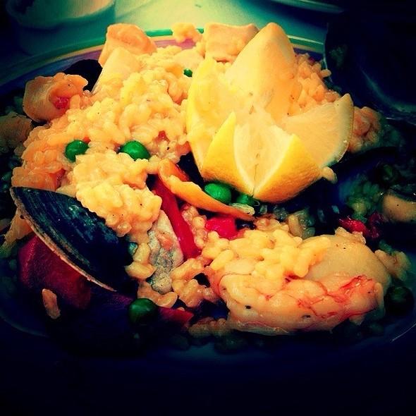 Seafood Paella - Columbia Restaurant - Celebration, Celebration, FL