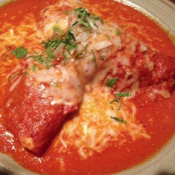 Dungeness Crab Enchilada