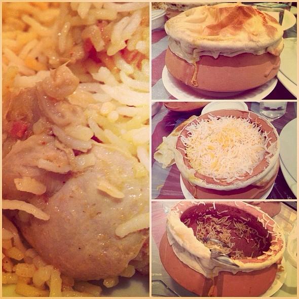 Beryani Chicken @ Kasepo