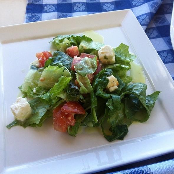 Tomato and feta salad @ Neptune's