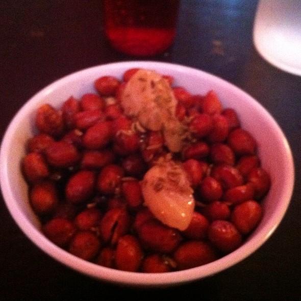 Beijing Vinegar Peanuts @ Mission Chinese Food