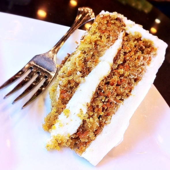 Carrot Cake @ Chocolatea