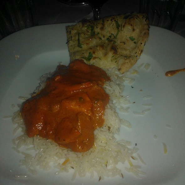 Chicken Makhani - Basera Indian Bistro, New York, NY