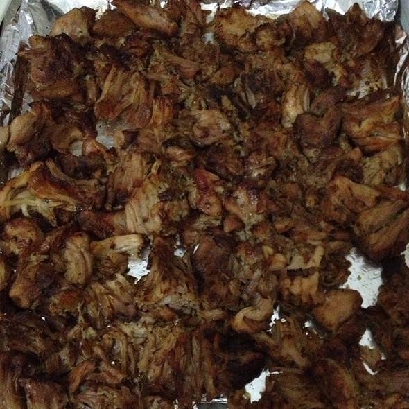 Pork Carnitas @ Cape Cod Home Kitchen