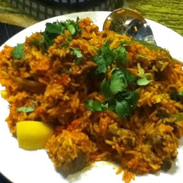 Chicken Briyani - Taste of India - Pensacola, Pensacola, FL