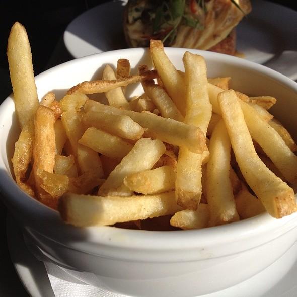 Truffle Fries @ Five Leaves NY