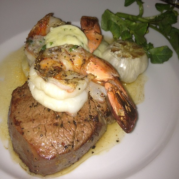 Filet Special - Gallagher's Steak House - Atlantic City, Atlantic City, NJ