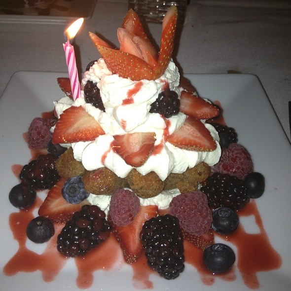 Almond Flour and Brown Butter Cake - Gallagher's Steak House - Atlantic City, Atlantic City, NJ