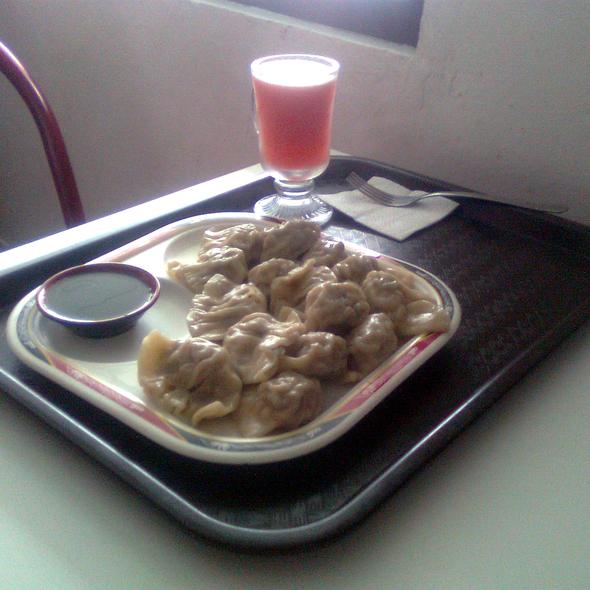 Vegetable Dumplings @ Pu Ti
