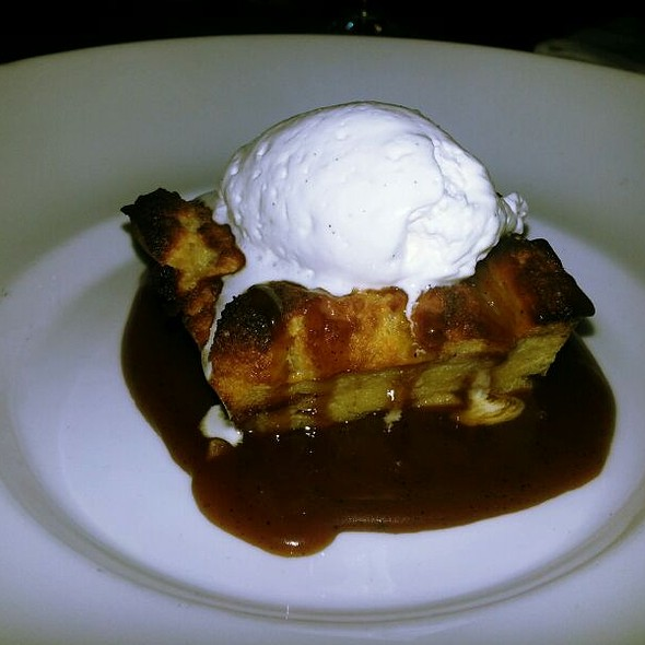 Bread Pudding - The Lion's Share, San Diego, CA