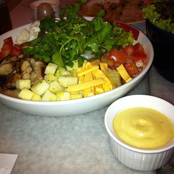 Cobb Salad @ Q Smokehouse