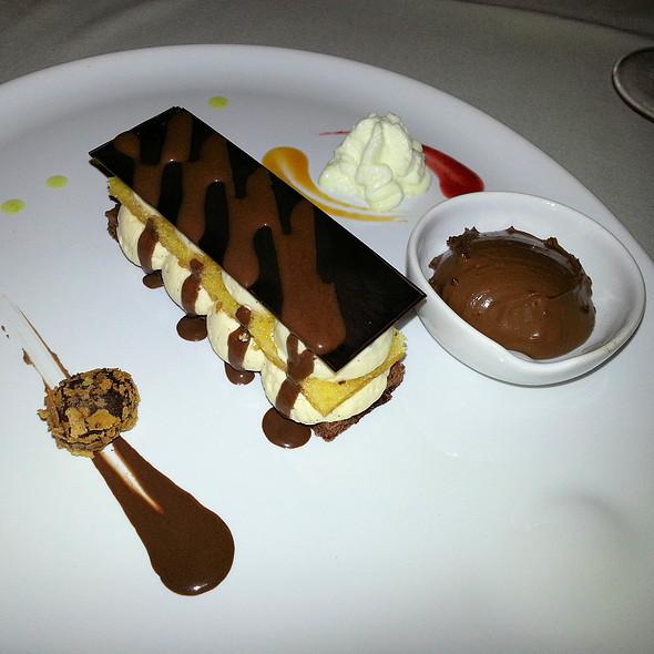 Somlói Cake Dessert @ 67 Restaurant