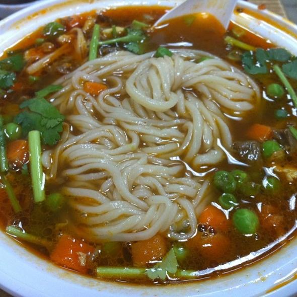 Mount Qi Beef Noodle @ Super Taste Chinese Restaurant