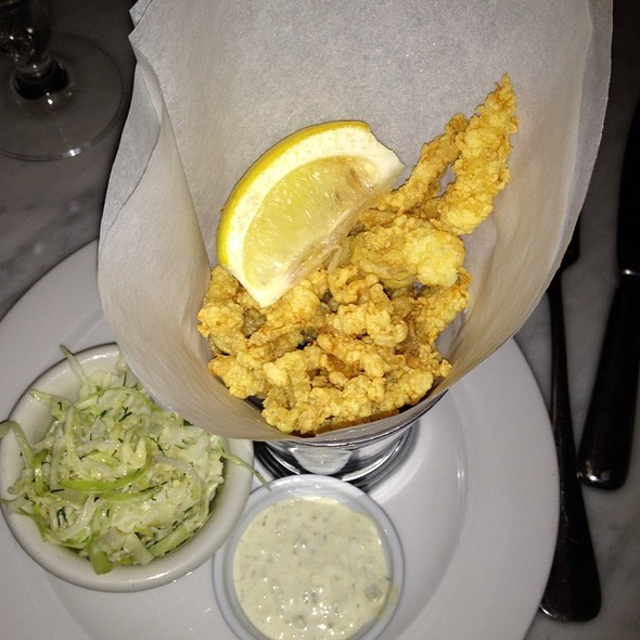 Fried Surf Clams - Mason Street Grill, Milwaukee, WI