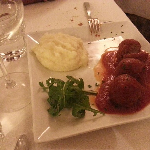 Polpette Alla Carne Di Manzo