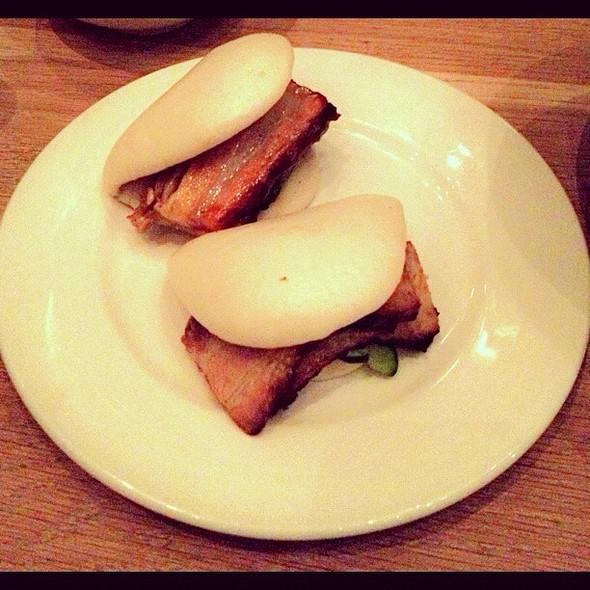 Pork Bun @ Momofuku Noodle Bar