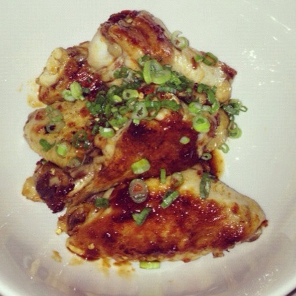 Chicken Wings @ Momofuku Noodle Bar