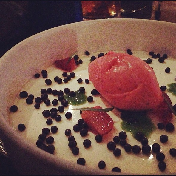 Panna Cotta @ Broadway by Amar Santana