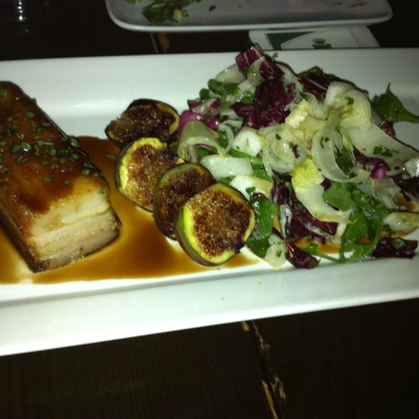 Pork Belly Salad @ Quinn's Pub