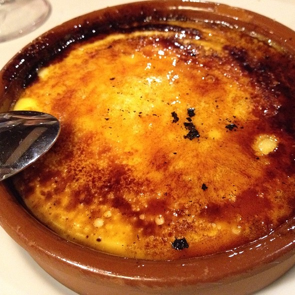 Crema Catalana @ La Flauta