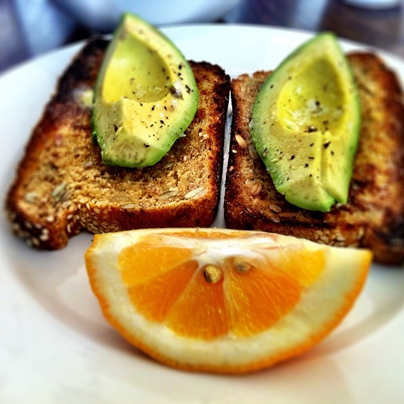 Avocado On Toast @ Floriditas