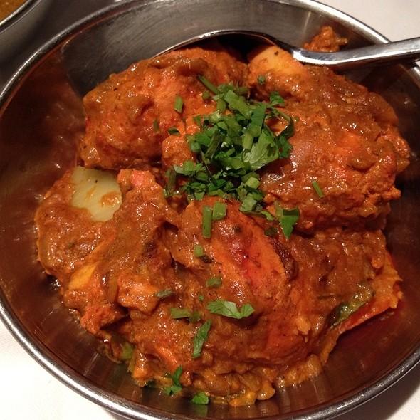 chicken tikka masala @ Tandoor