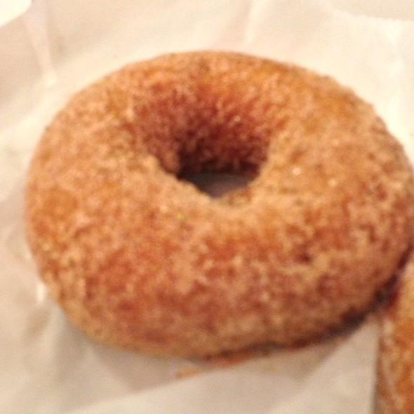 Vanilla Lavender Donut