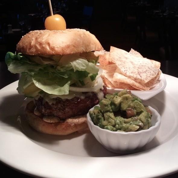 Elk Burger - 13moons, Anacortes, WA