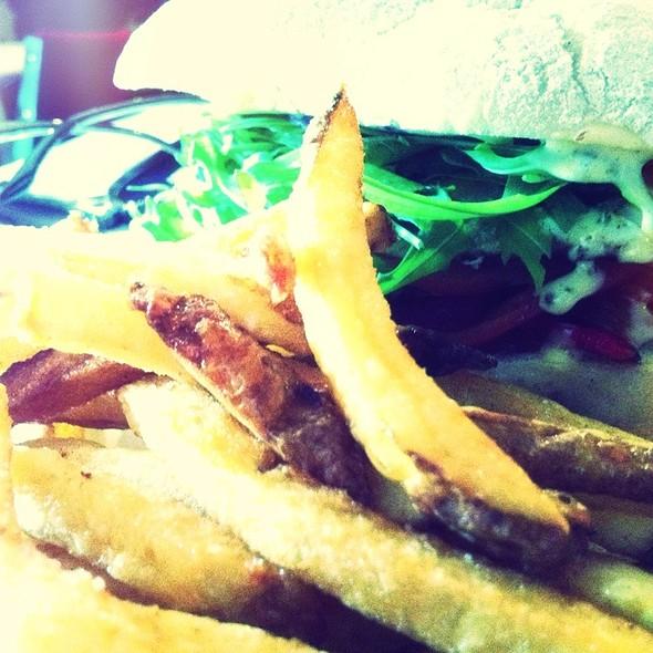 Breakfast Burger @ Monterey