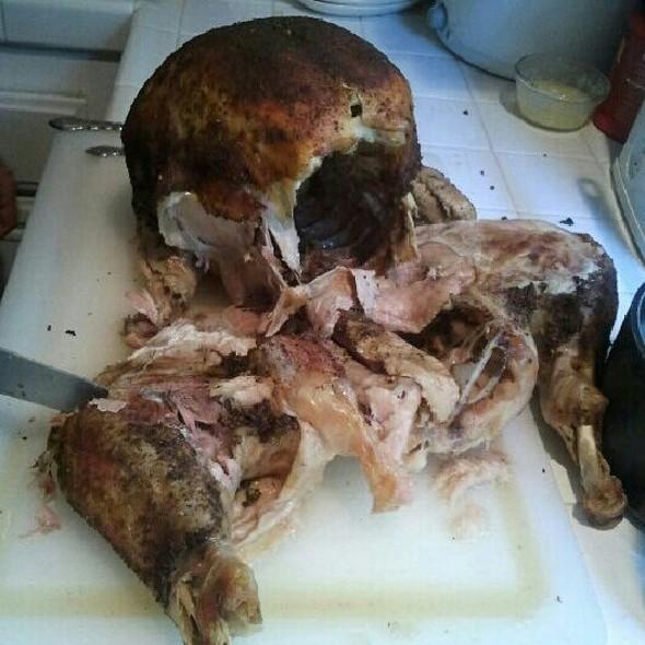 Thanksgiving Turkey @ Home