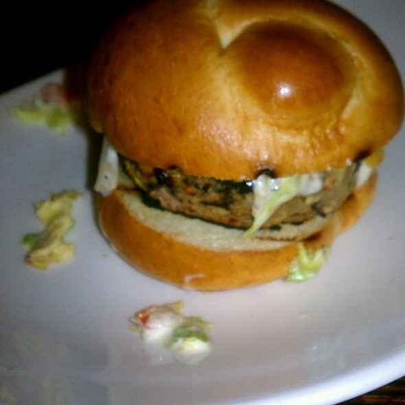 Veggie Mini Burger