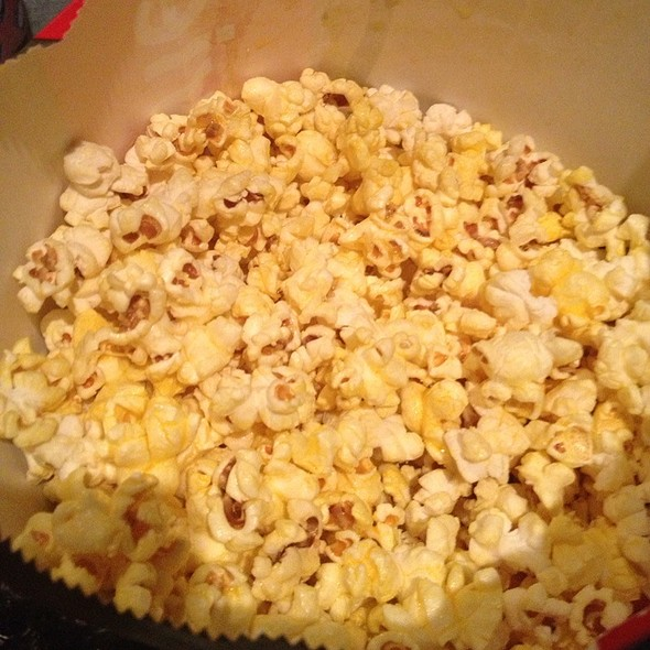 Buttered Popcorn @ AMC Loews White Marsh 16