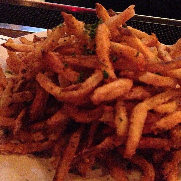 Duck Fat Fries - TAG / Burger and Bar at Madison Street, Denver, CO