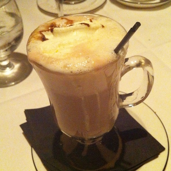 Hot Chocolate - The Oregon Grille, Hunt Valley, MD