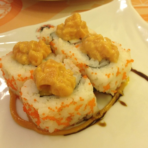 California Maki @ Rai Rai Ken Ramen House and Sushi Bar