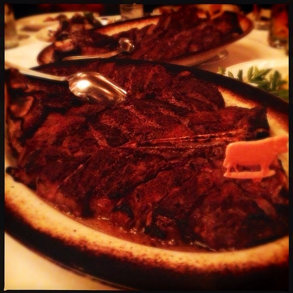 Porterhouse - Wolfgang's Steak House - 54th Street, New York, NY